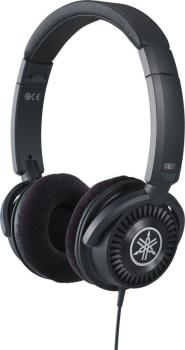 Yamaha HPH-150 Headphones in Black Finish