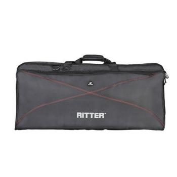 Ritter Keyboard Gig Bag 1290x400x130 Black/Red