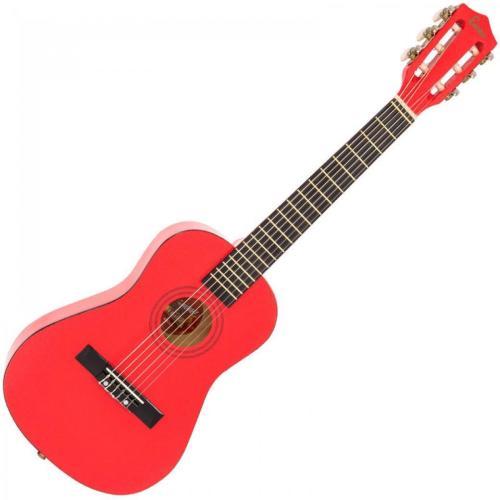 Encore Junior Guitar Outfit - Metallic Red
