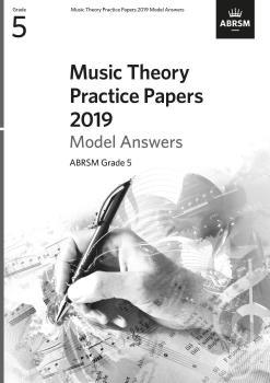 Music Theory Answers 2019 Grade 5