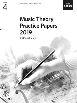 Music Theory Practice Papers 2019 Grade 4
