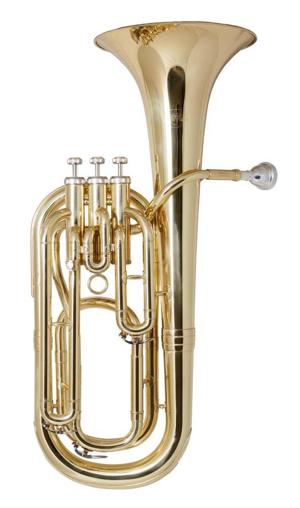 Rosetti Series 5 Baritone Horn Lacquer