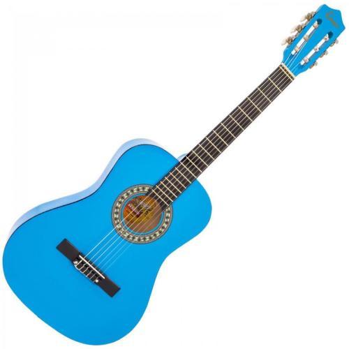 Encore ENC34OFT 3/4 Size Classic Guitar Outfit - Blue