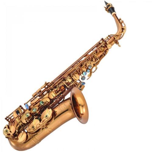 Mauriat 67R Alto Saxophone - Cognac Lacquer