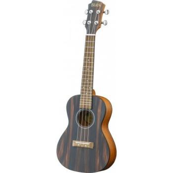 Adam Black Concert Ukulele - Striped Ebony