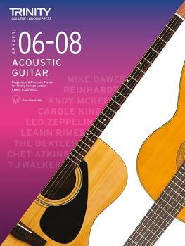 Acoustic Guitar Exam Pieces 2020-2023 Grades 6-8