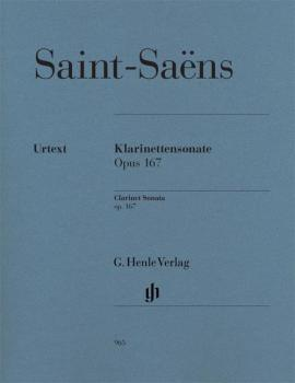 Clarinet Sonata Op.167