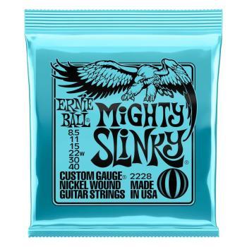 Ernie Ball Guitar Strings Mightyo Slinky 8.5-40