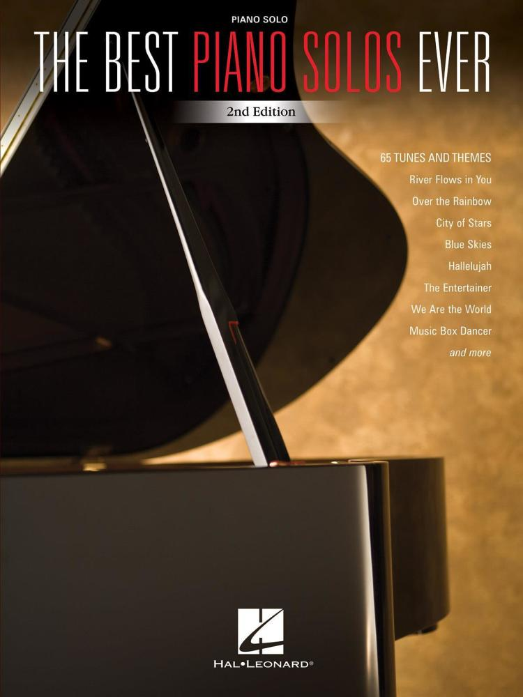 The Best Piano Solos Ever (2nd Edition)