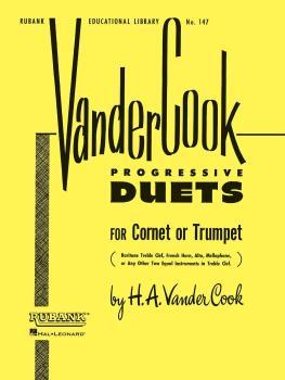Vandercook Progressive Duets for Cornet/Trumpet