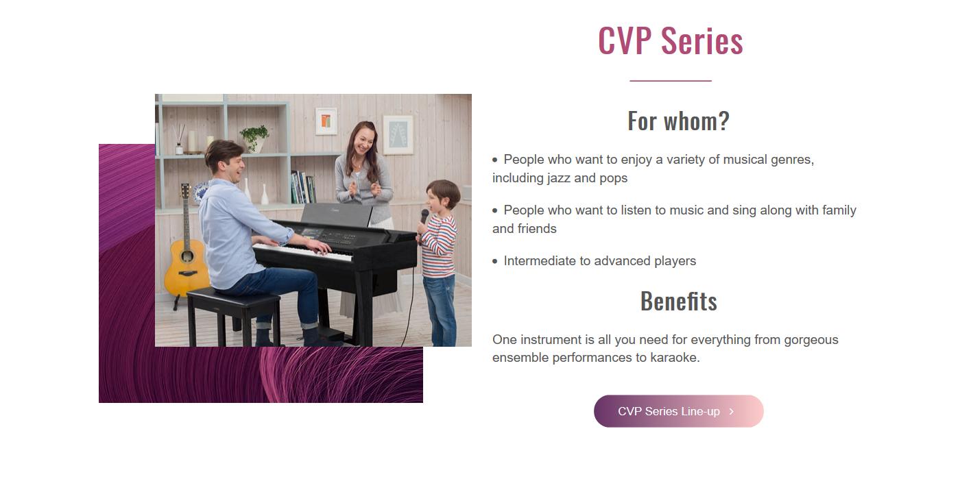 CVP Series