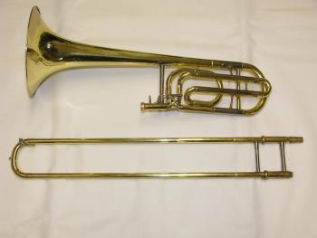 Yamaha YBL322 Bass Trombone