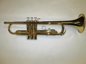 Yamaha YTR1335 Bb Trumpet in Lacquer - 419335