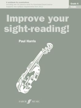 Improve your sight-reading! Violin 6