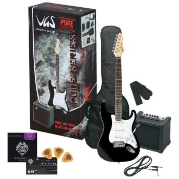 Gewa Electric Guitar Player Pack - Black