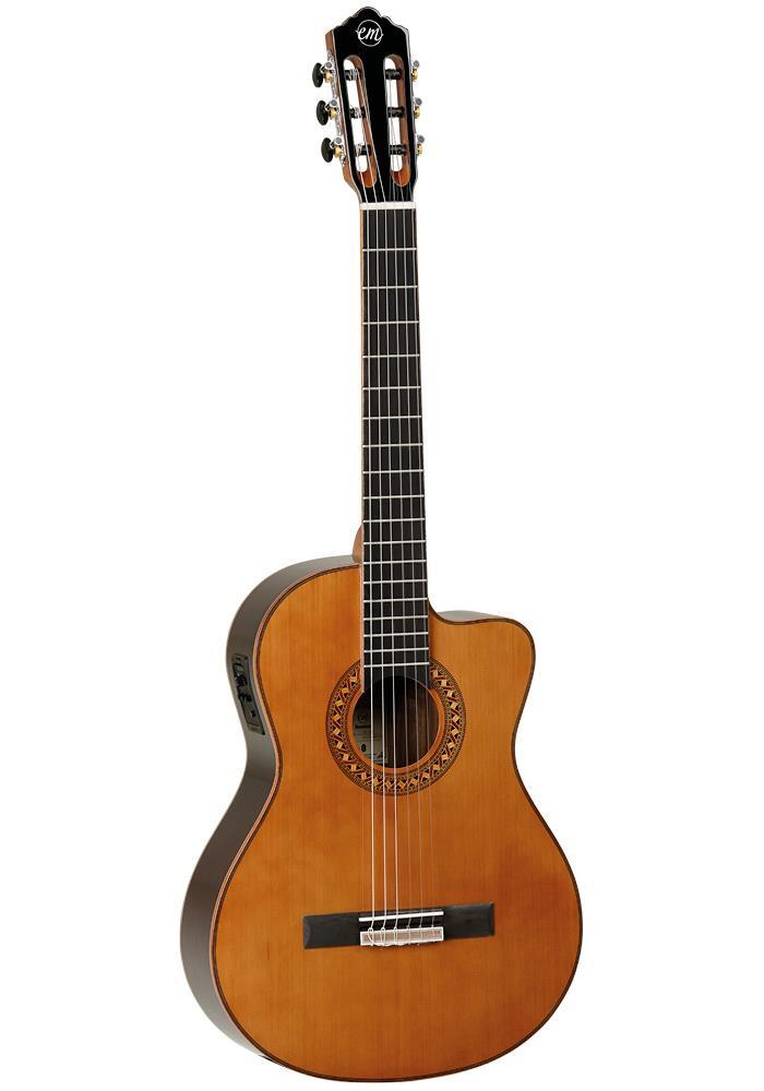 Tanglewood Dominar 4/4 Cut Classical Solid Cedar Top with Bag