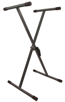 TGI Stand Keyboard Stand Single Braced