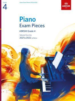 Piano Exam Pieces 2021 & 2022 - Grade 4