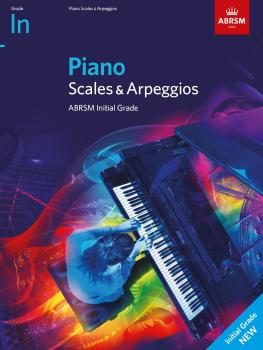 Piano Scales & Arpeggios from 2021 - Initial