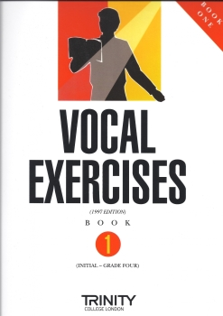 Vocal Exercises Book 1 Initial-Grade 4