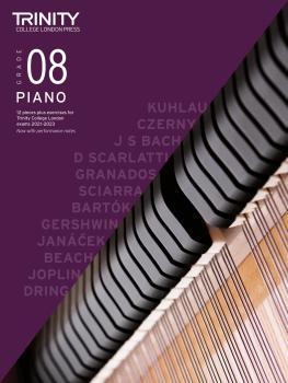 Piano Exam Pieces & Exercises 2021-2023: Grade 8