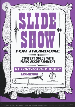 Slide Show For Trombone (Treble Clef)