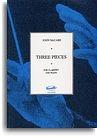 John McCabe: Three Pieces For Clarinet And Piano