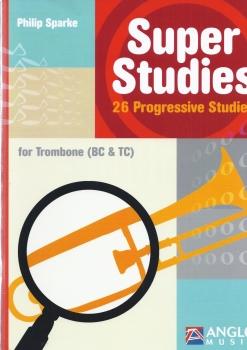 Super Studies: Philip Sparke - Trombone Bc/Tc Solo