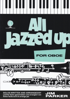 JIM PARKER: ALL JAZZED UP FOR OBOE BOOK