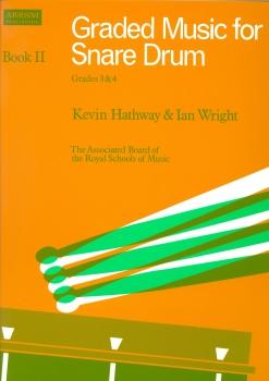 AB Graded Music Snare Drum BK2