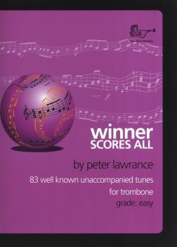 Winner Scores All for Trombone
