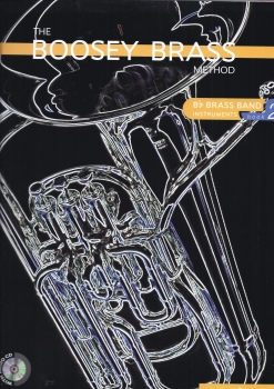 The Boosey Brass Method Bb Brass Band Instruments Book 2