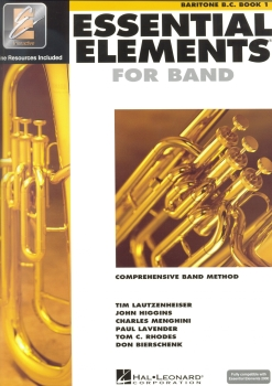 Essential Elements for Band Book 1 - Baritone BC