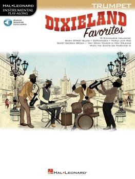 Dixieland Favorites - Trumpet