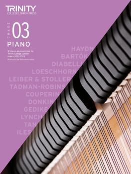 Piano Exam Pieces & Exercises 2021-2023: Grade 3