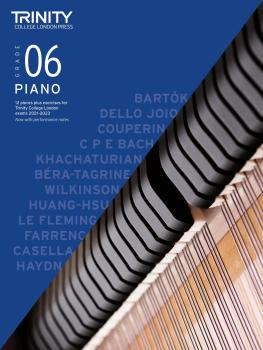 Piano Exam Pieces & Exercises 2021-2023: Grade 6