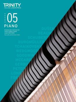 Piano Exam Pieces & Exercises 2021-2023: Grade 5