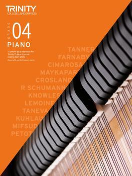 Piano Exam Pieces & Exercises 2021-2023: Grade 4