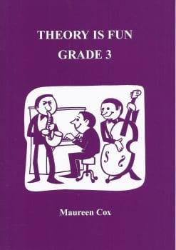 Maureen Cox: Theory Is Fun - Grade 3