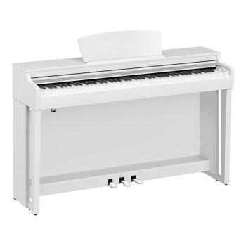 Yamaha CLP-725WH Digital Piano - White