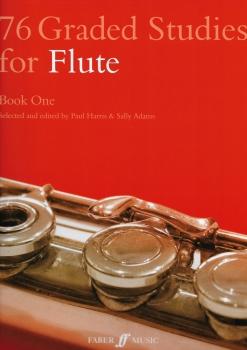 76 GRADED STUDIES FOR FLUTE - BOOK ONE FLT