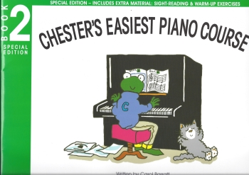 Chester's Easiest Piano Course: Book 2 - Special Edition