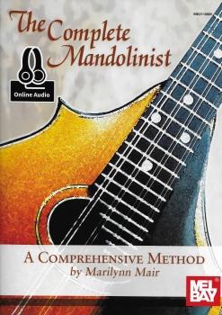 Marilynn Mair: The Complete Mandolinist (Book/Online Audio)