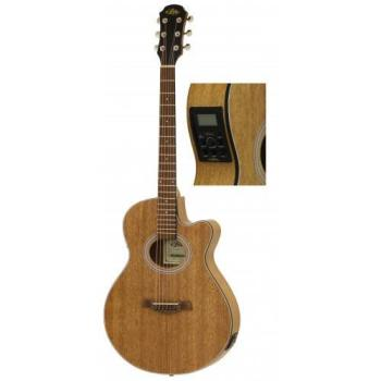Aria Elecord acoustic-electric guitar Meranti top