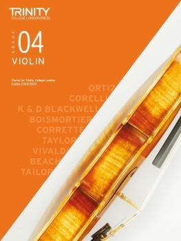 Violin 2020-2023. Grade 4