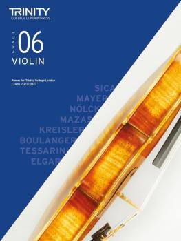 Violin 2020-2023. Grade 6