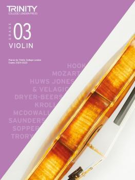 Violin 2020-2023. Grade 3