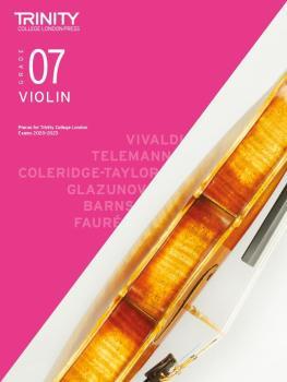 Violin 2020-2023. Grade 7