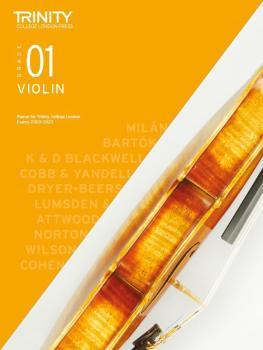 Violin 2020-2023. Grade 1