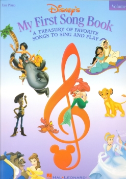Disney's My First Songbook Vol.1